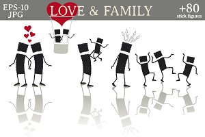 Set: love and family