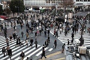 Shibuja Tokyo