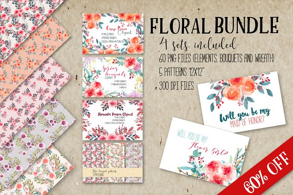 Floral bundle FB-01