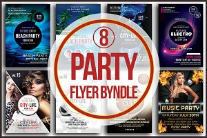 Party Flyer Bundle