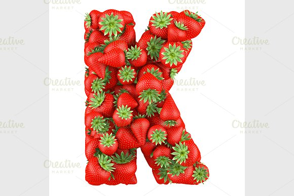 Letter of Strawberry