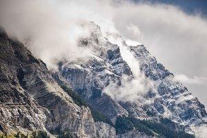 Jasper National Park Fall