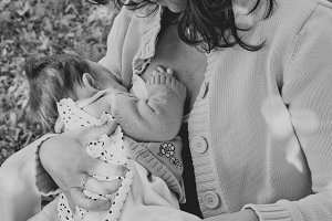 Breastfeeding fade to black