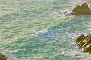 Ocean Cliffs, Big Sur