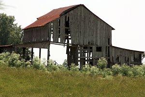 Century-old Rustic Barn