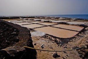 Marine Salinas de fuencaliente