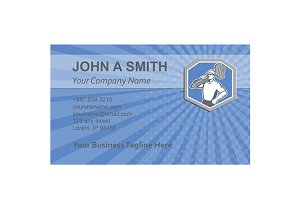 Business Card Template Locksmith Car