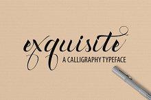 Exquisite Typeface