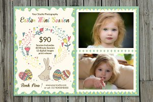 Easter Mini Session Template-V230