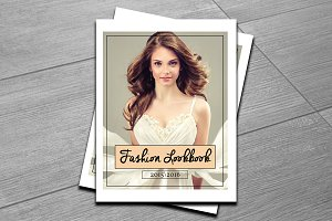 Fashion Magazine Template-V433