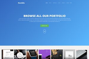 PS Thumbite Joomla Template