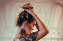 Smoke photos on creative market for Tattoo shops in katy