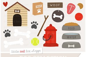 Dog Collection Clipart