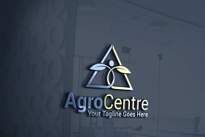 Agro Centre | Logo Template