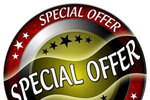 Special Offer Icon Custom Designed Illustrations Creative Market