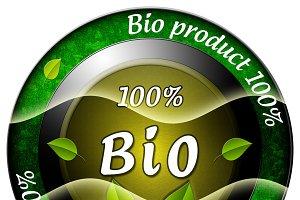 100% Bio Icon