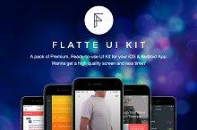 Flatte UI Kit