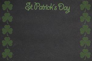 St. Patricks Day.