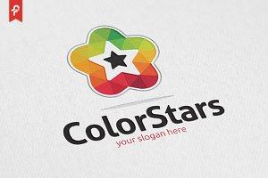 Color Stars Logo
