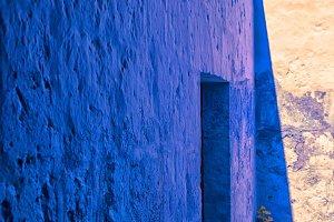 Blue Peru