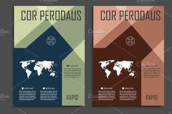 Business brochure template - Presentations