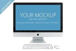 1 PSD iMac mockup