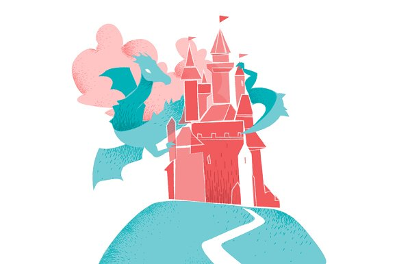 Fairy Tales Collection in Illustrations - product preview 3