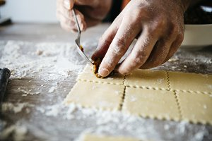 Italian cuisine and gluten-free