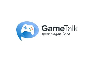 Game Talk Logo