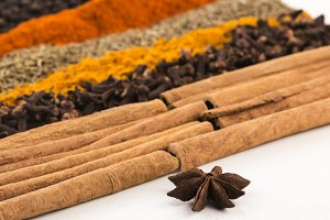 Cinnamon Spices and herbs