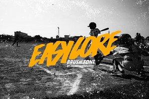 Easycore Font 50% Discount!