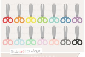 Scissors Clipart