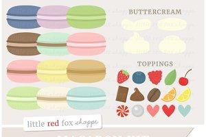 Macaron Kit Clipart