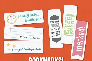 Bookmarks!