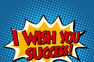 i wish you success