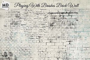 Brick Walls Brushes