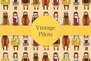 Vintage pilots