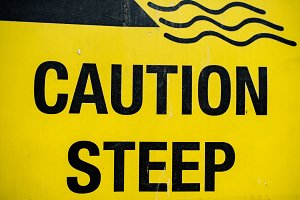 Steep Signs