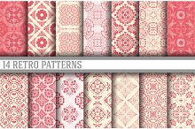 14 Seamless patterns