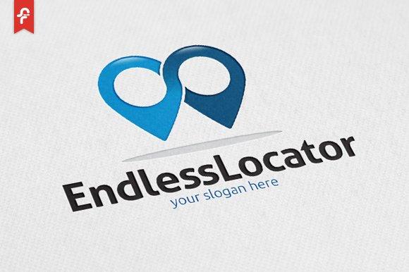Endless Locator Logo