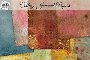 Colorful Journal Papers