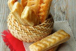 Puff Pastry Sticks