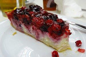 Delicious Berry Pie