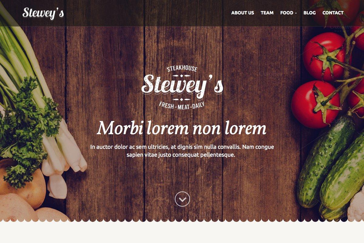 Stewey's - best for bar & restaurant