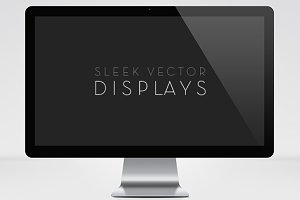 Sleek Vector Displays