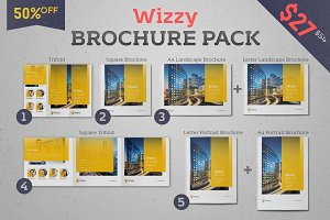 Wizzy Brochure Pack