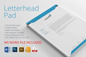 Letterhead with Ms Word