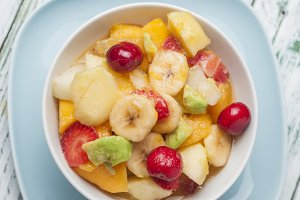 Macedonia fruit