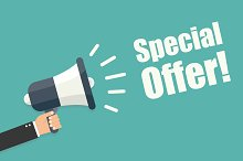 Megaphone - Special offer