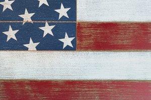 Rustic USA Boards